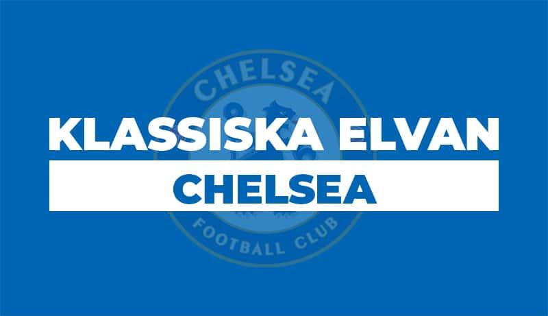 Klassiska elvan: Chelsea