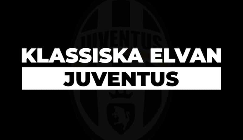 Klassiska elvan: Juventus FC