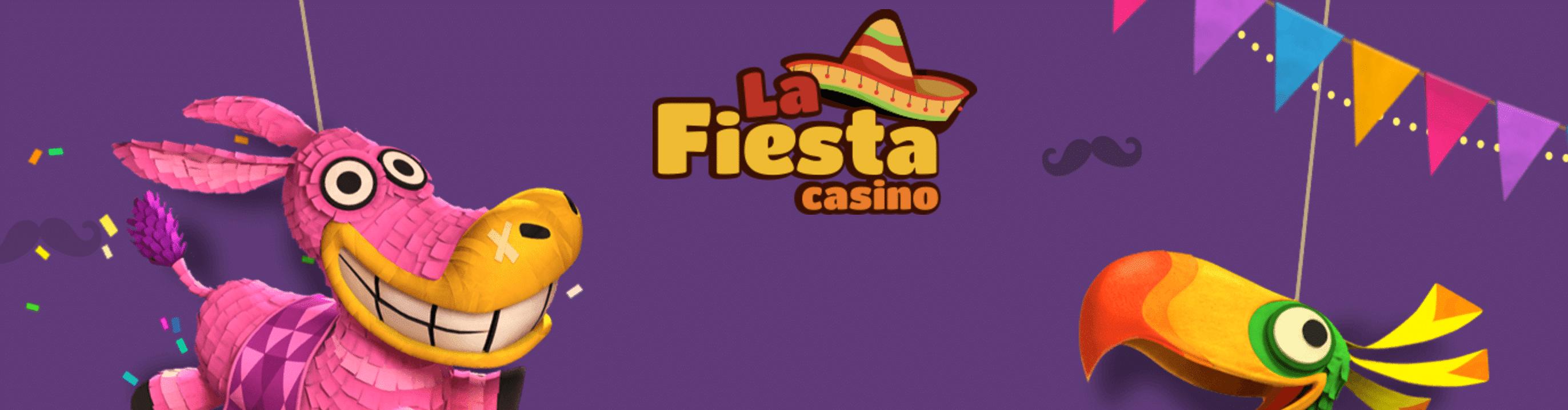 Låt festen starta med La Fiesta Casino