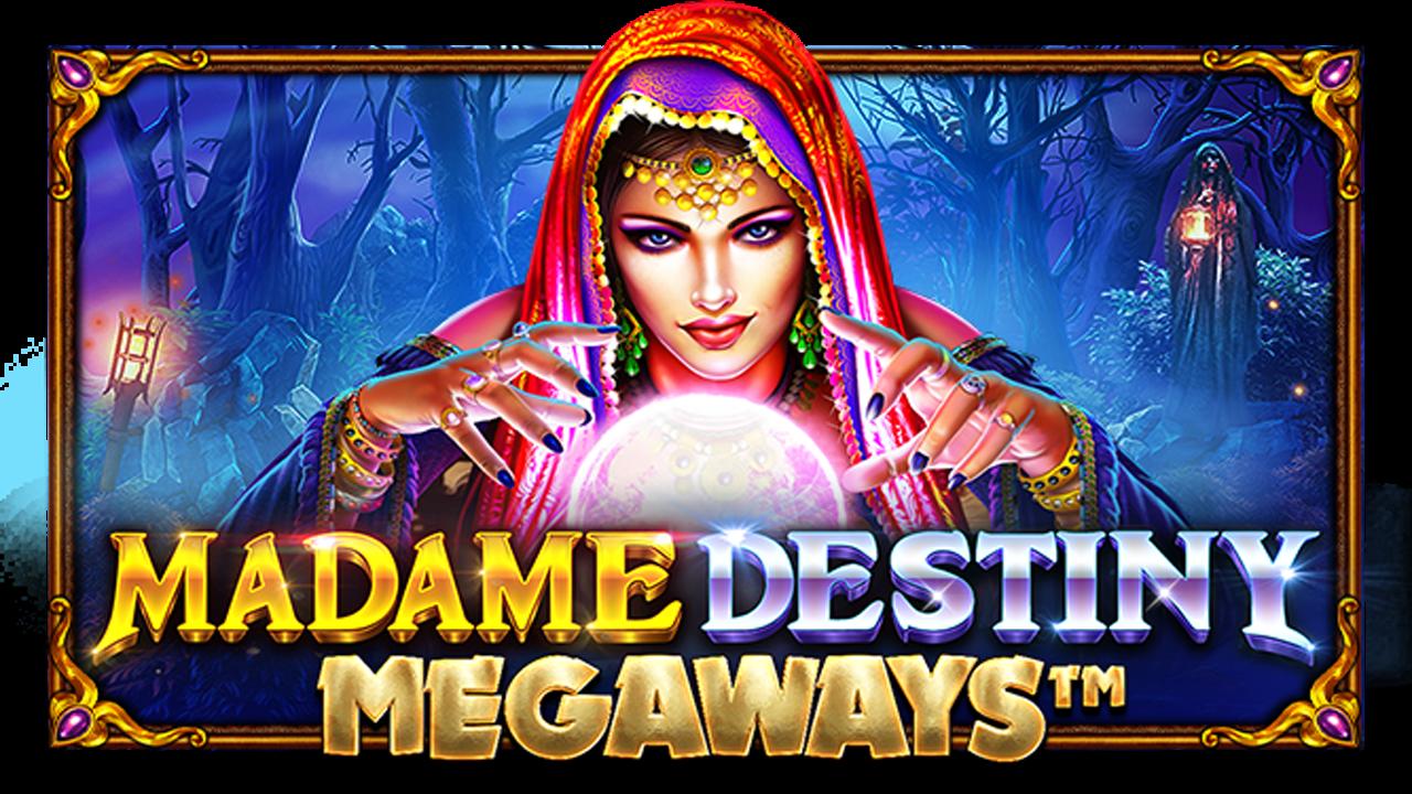 Slotsnytt: möt ett kusligt äventyr i Madame Destiny Megaways