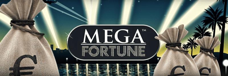 Vinn stort med Mega Fortune