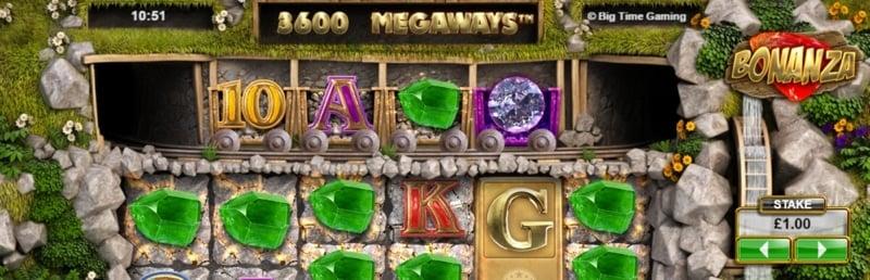 Spela på slots med Megaways