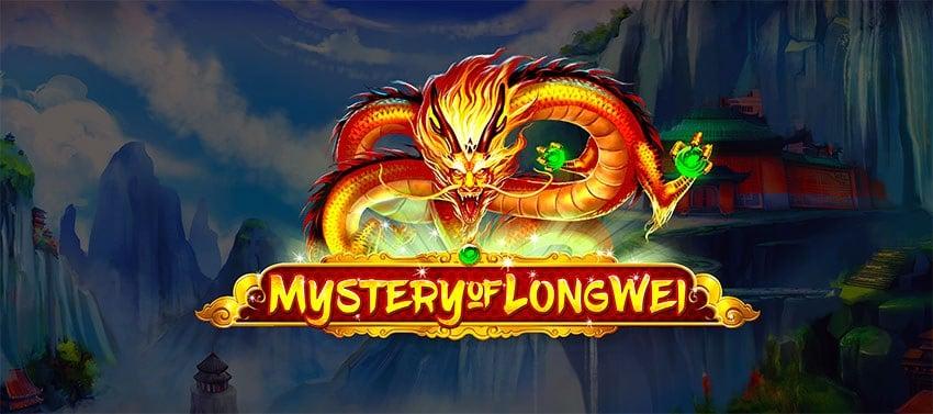 Mystery of Long Wei från iSoftBet