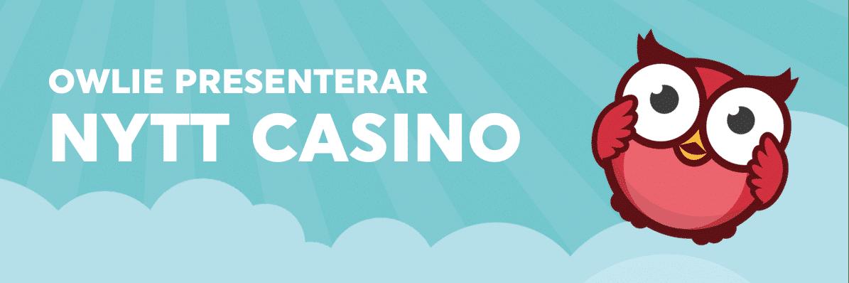Två dagsfärska casinon – nu på Casino Wings