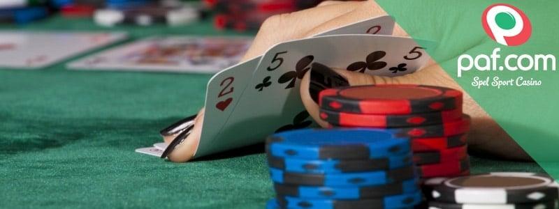Delta i pokerturneringar med €300000 i potten