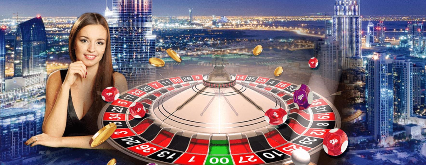 Spela live roulette och vinn en resa till soliga Dubai