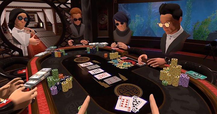 PokerStars VR lanseras globalt