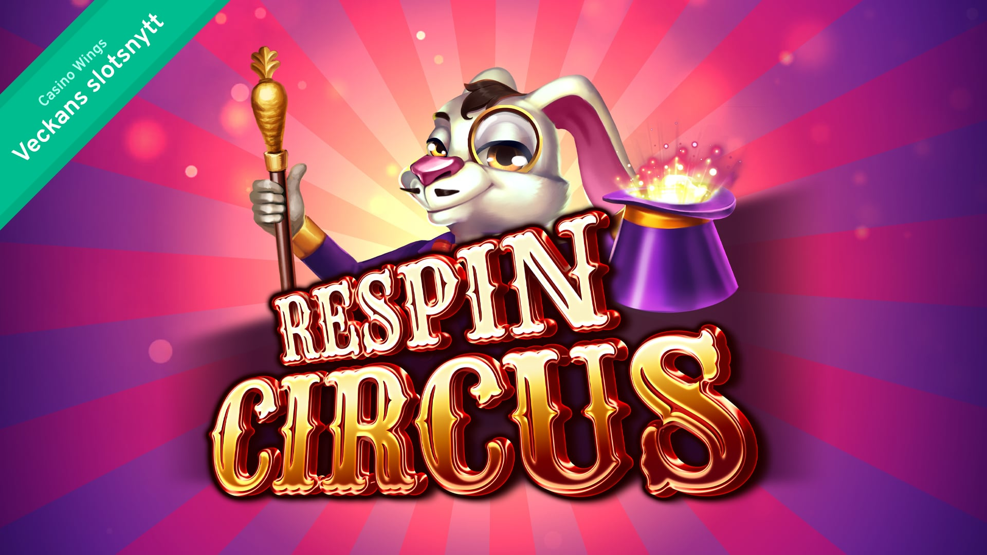 Veckans slotsnytt: Circus, antika Egyptien och Rich Wilde