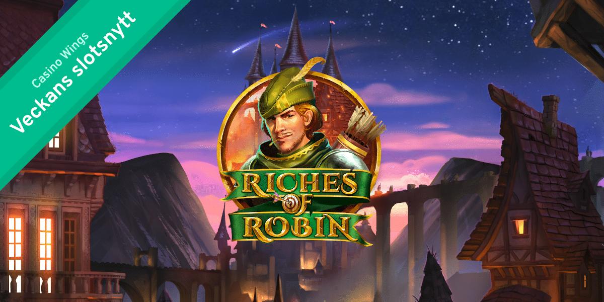 Veckans slotsnytt: Robin Hood, guldrullar & troll