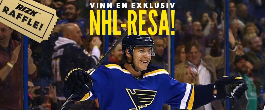 Vinn en NHL-resa hos det populära casinot