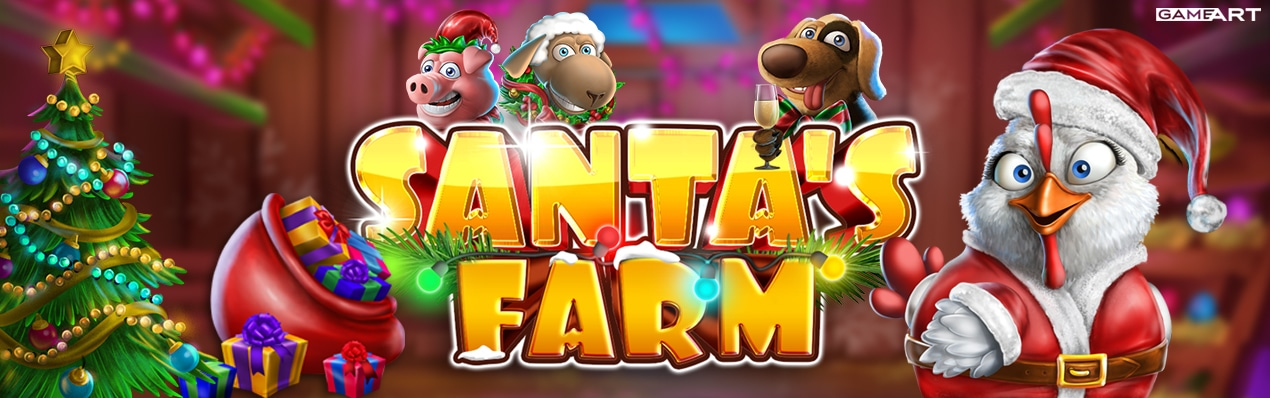 Santa's Farm, Gameart