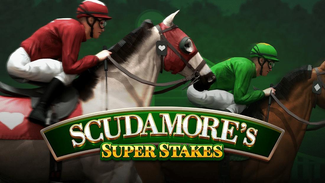 Scudamore's Super Stake, NetEnt