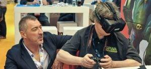 Så här ser VR-casino ut