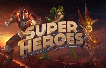 Nytt spel från Yggdrasil – för dig som älskar superhjältar