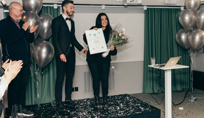 Vinnarna av Swedish Gambling Award 2019