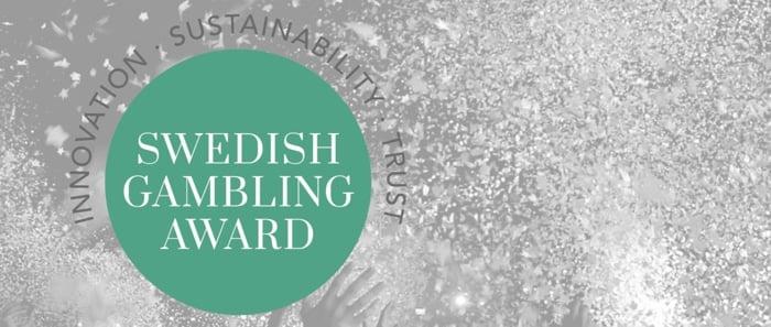 Swedish Gambling Award 2019 – här är de nominerade