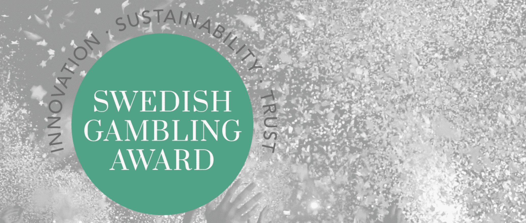 Nu sjösätts Swedish Gambling Award