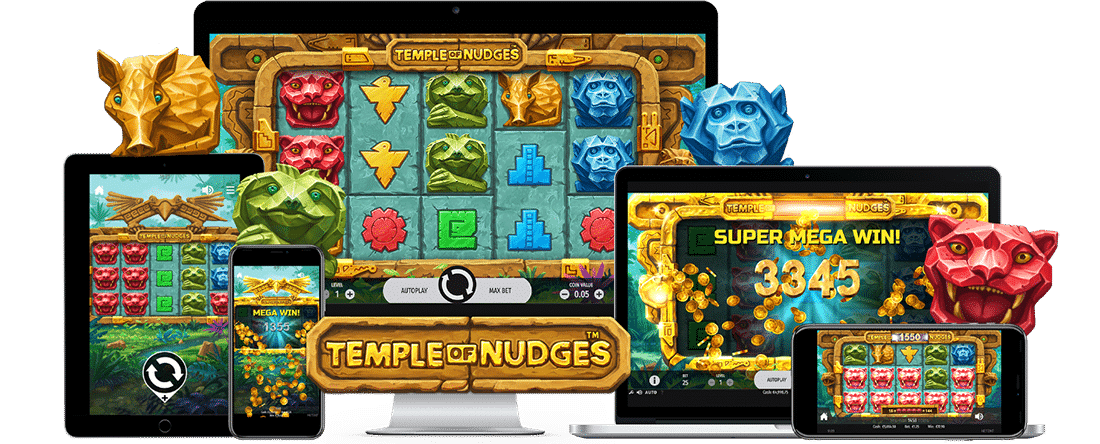 Temple of Nudges, NetEnt