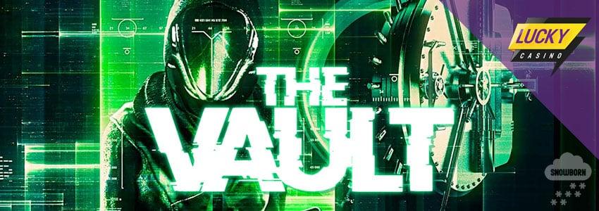 Lucky Casino presenterar exklusiv nyhet – The Vault