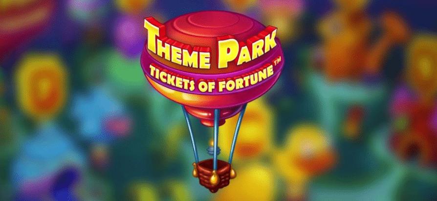 100 gratissnurr på nya Theme Park-spelet