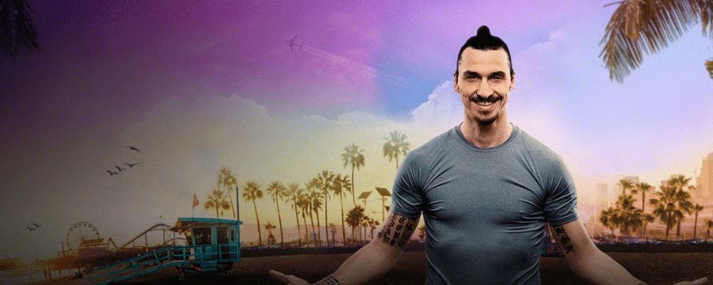 Träffa Zlatan i Los Angeles