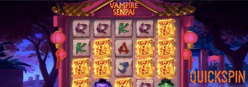 Se upp för kinesiska vampyrer i nylanserad slot