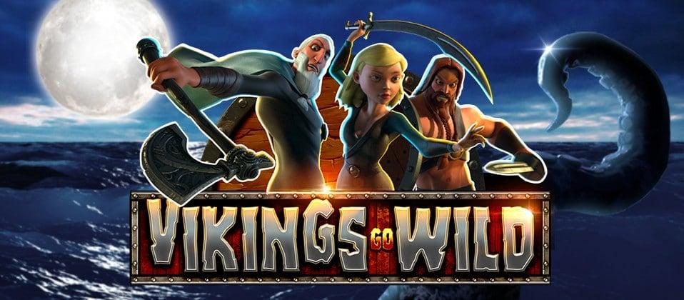 Vikings Go Wild-turnering med 100 000 kr i prispott