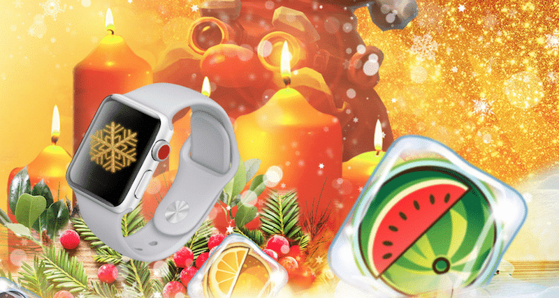 Vinn en Apple Watch hos WildSlots
