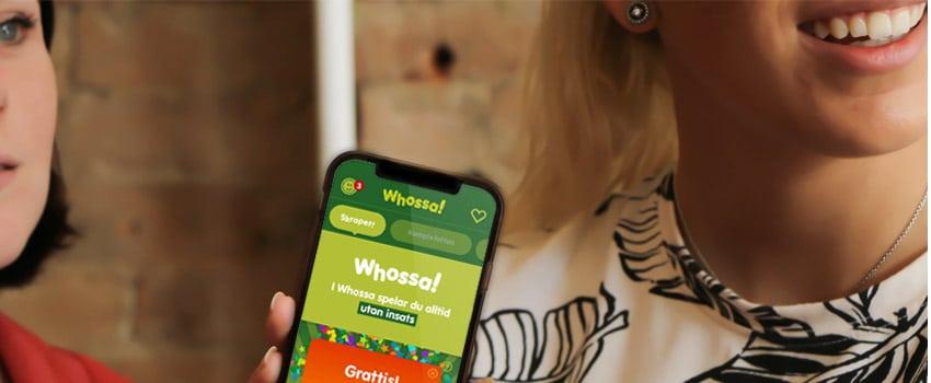 Vinn på lotto utan insats med nya svenska appen