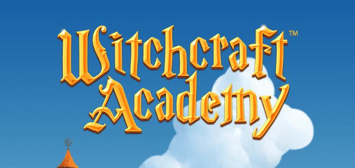 Witchcraft Academy, NetEnt